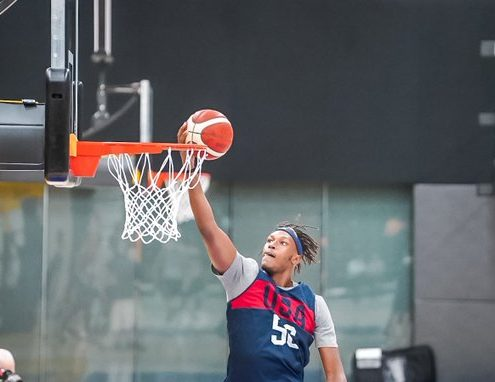 Indiana Pacers, Myles Turner, NBA, USA Basketball
