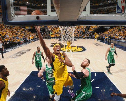 Indiana Pacers, Myles Turner, NBA